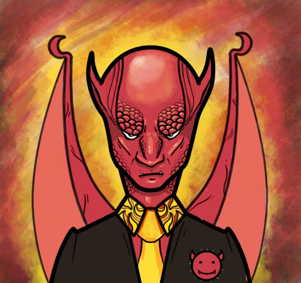suppôt de satan